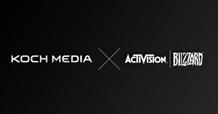 Koch Media Activision Blizzard