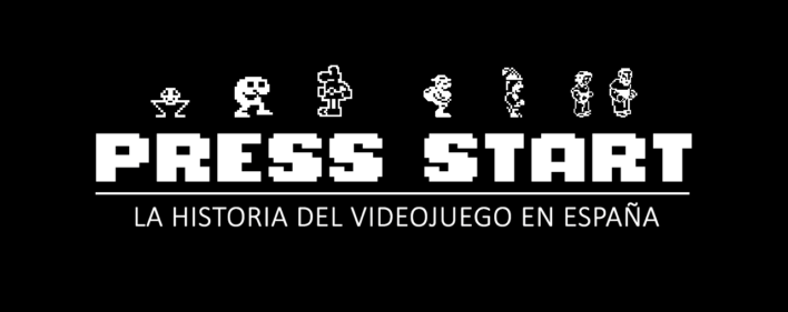 Press Start La Historia del Videojuego en España
