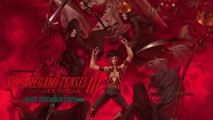 Shin Megami Tensei III HD Art