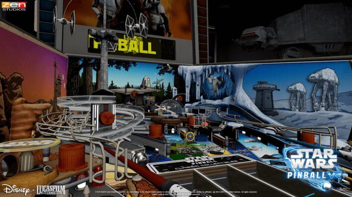 Star Wars Pinball VR