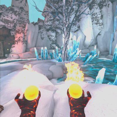 The Wizards Dark Times Oculus Quest