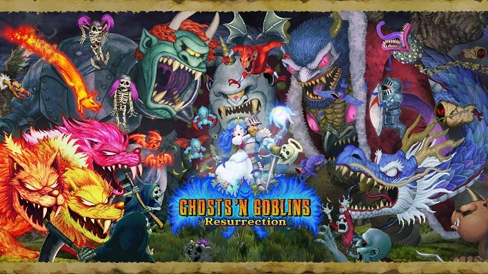 Análisis: Ghosts'n Goblins Resurrection