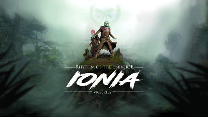 Rhythm of the Universe Ionia
