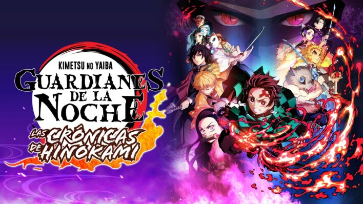 Kimetsu No Yaiba Guardianes de la Noche Las Crónicas de Hinokami