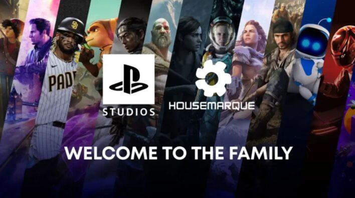 Housermarque Playstation Studios