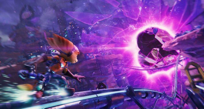 Ratchet & Clank: Una Dimension Aparte