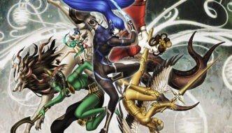 Shin Megami Tensei V Key Art