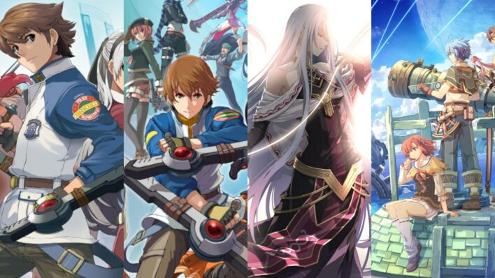 The Legend of Heroes NISA Announcement