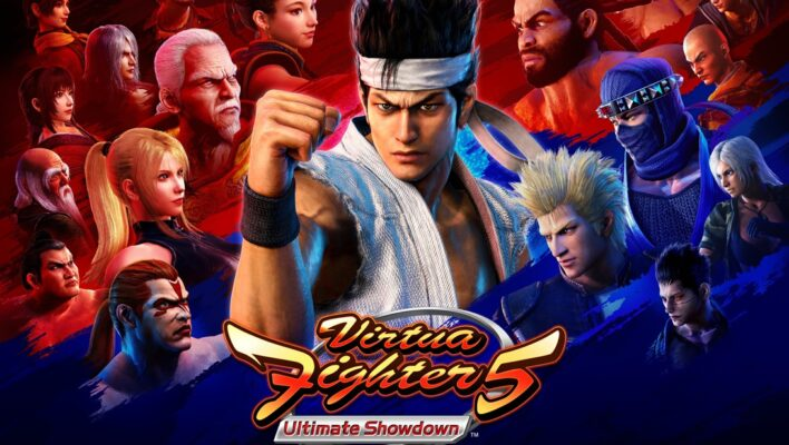 Análisis: Virtua Fighter 5 Ultimate Showdown