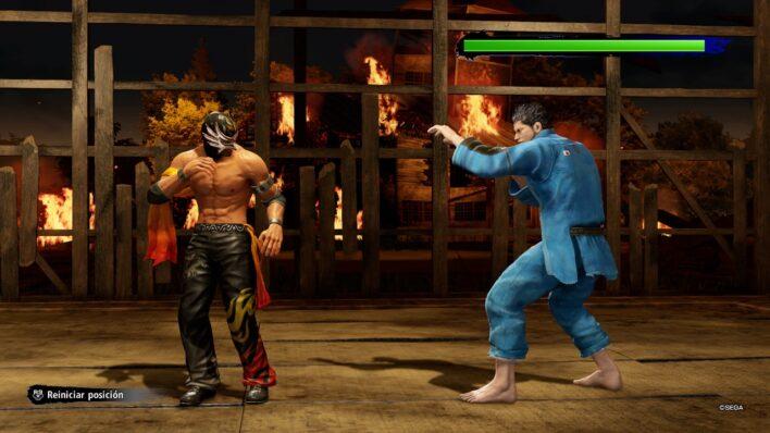 Virtua Fighter Ultimate Showdown