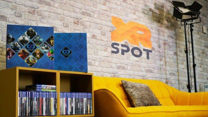 XR Spot Perp Games