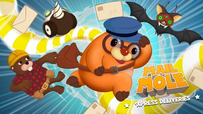 Mail Mole DLC