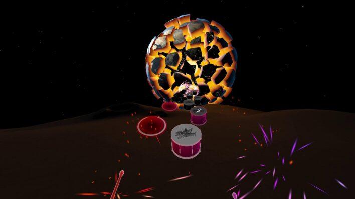 Smash Drums VR