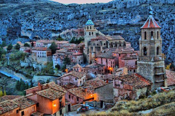 Albarracín VR Chat