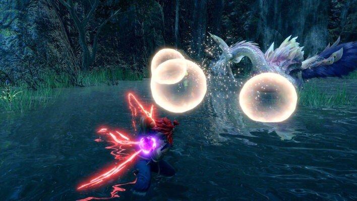 Monster Hunter Rise Street Fighter Collab