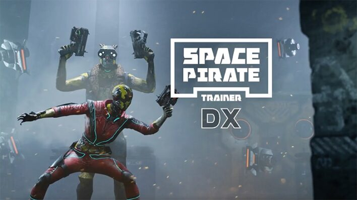 Space Pirate Trainer DX