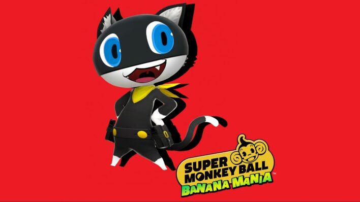 Super Monkey Ball Banana Mania Morgana