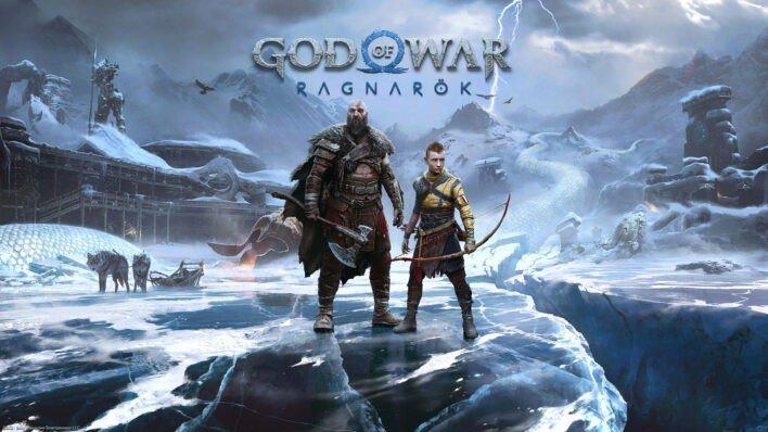 God of War Ragnarok Key Art