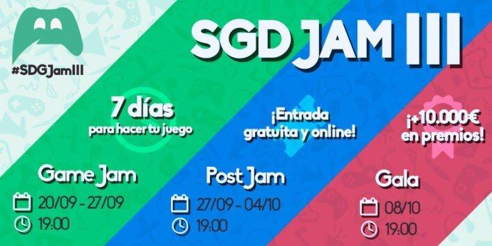 Spain Game Dev Jam III