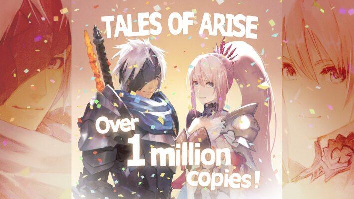 Tales of Arise 1 Million