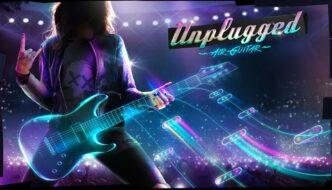 Unplugged Air Guitar