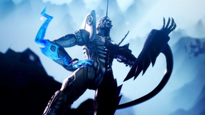Shin Megami Tensei V Zeus