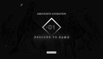 Arknight Anime