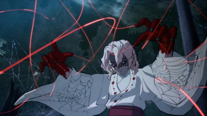 Demon Slayer Kimetsu No Yaiba The Hinokami Chronicles Rui
