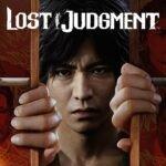 Lost Judgment Key Art