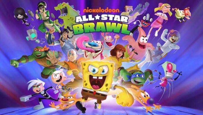 Análisis: Nickelodeon All-Star Brawl