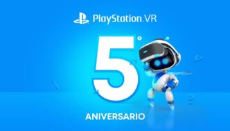 PSVR 5th Anniversary
