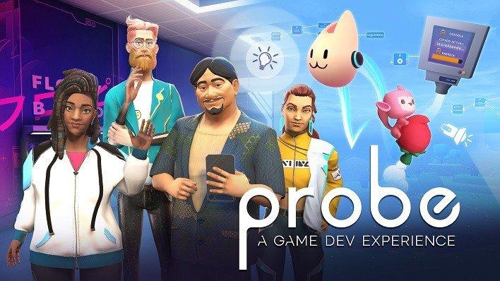 Análisis: Probe: A Game Dev Experience