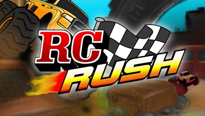 Impresiones de RC Rush. Los mejores coches de radiocontrol virtuales