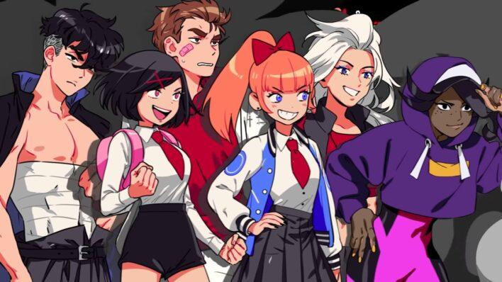 River City Girls 2 TGS 2021